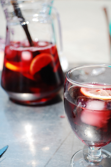 2 Sangria recipes to die for